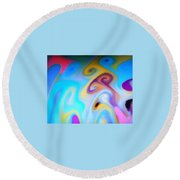 Dsc01584 Round Beach Towel