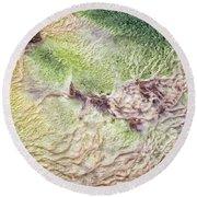 Earth Art 9492 Round Beach Towel