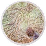 Earth Art 9495 Round Beach Towel