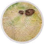 Earth Art 9498 Round Beach Towel