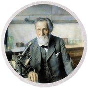 Elie Metchnikoff (1845-1916) Round Beach Towel