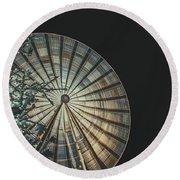 Epic Ferris Wheel Round Beach Towel