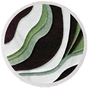 F31716 Round Beach Towel