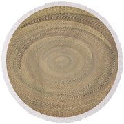 Fabric Design Abstract #9825pc Round Beach Towel