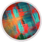 February 15 2010 Round Beach Towel