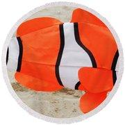 Finding Nemo Round Beach Towel