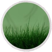 Fineart-nature-5 Round Beach Towel