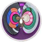 Finest Silk Round Beach Towel
