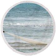 Fisherman's Net Round Beach Towel