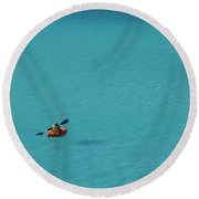 Floating Swimming Or Flying Round Beach Towel