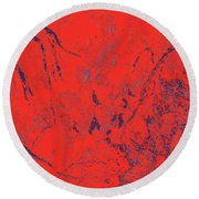 Focus Of Attention 42 Round Beach Towel