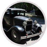 Ford A 1931 Round Beach Towel