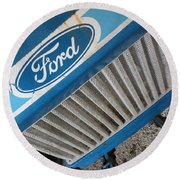Ford Tuff Round Beach Towel
