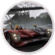 Forza Motorsport 6 Round Beach Towel