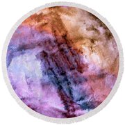 Fourth Bardo Round Beach Towel