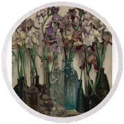 Frederick Judd Waugh 1861 1940 Rum Row Round Beach Towel
