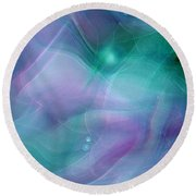 Freewill Round Beach Towel