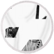 G 4  Round Beach Towel