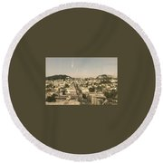 g Round Beach Towel