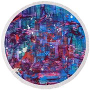 Gem Original Round Beach Towel