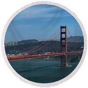 Gg San Francisco Round Beach Towel