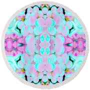 Gilbert Round Beach Towel
