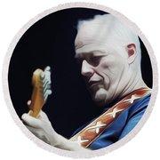 Gilmour By Nixo Round Beach Towel