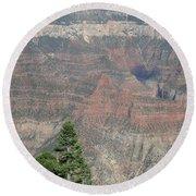 Grand Canyon 5 Round Beach Towel