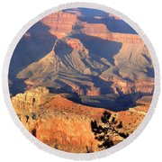 Grand Canyon 50 Round Beach Towel