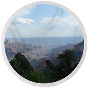 Grand Canyon 6 Round Beach Towel