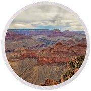 Grand Canyon Round Beach Towel