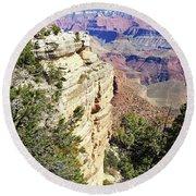 Grand Canyon17 Round Beach Towel