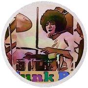 Grand Funk Railroad Collection - 1 Round Beach Towel