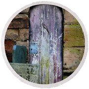 Grave Door Appleby Magna Round Beach Towel