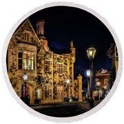 Great Britain World Showcase Epcot Round Beach Towel