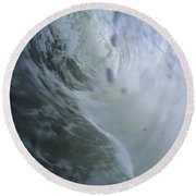 Green Room 78 Round Beach Towel