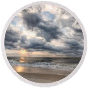 Gulf Star Round Beach Towel
