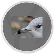 Gull Eye Round Beach Towel