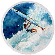 Hang Ten Round Beach Towel