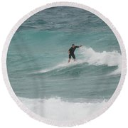 Hanging Ten Round Beach Towel