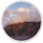 Hawaii Round Beach Towel