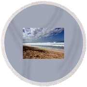 Hawaii Northshore Round Beach Towel