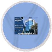 Hdfc Bank Recruitment Round Beach Towel