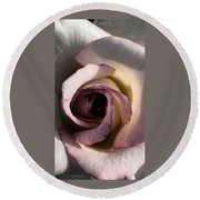 Heavy Rose Round Beach Towel