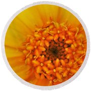 Hello Sunshine Round Beach Towel
