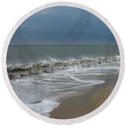 Henlopen Shore Round Beach Towel