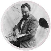 Henri Matisse (1869-1954) Round Beach Towel