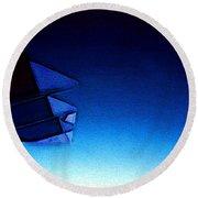 Himmelsobjekt 17022 Round Beach Towel