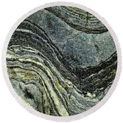 History Of Earth 8 Round Beach Towel