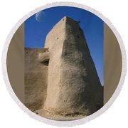 Hofuf Saudi Arabia Round Beach Towel